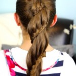 hairstyles with little rubber bands , 7 Hairstyles With Rubber Bands In Hair Style Category
