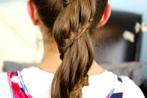 Hair Style , 7 Hairstyles With Rubber Bands : hairstyles with little rubber bands