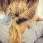 half up ponytail hairstyle , 7 Half Ponytail Hairstyles In Hair Style Category