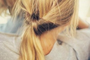 Hair Style , 7 Half Ponytail Hairstyles : half up ponytail hairstyle