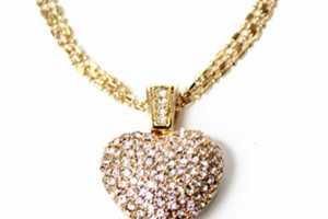 Jewelry , 7 Heart Necklaces For Women : heart necklaces for girls