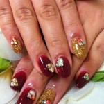 japanese nail art mix designs , 6 Artificial Nail Designs In Nail Category