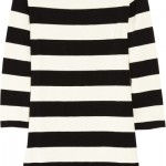 crew Maritime Striped Cotton Dress in Black - Lyst , 7 Photos Of J Crew Little Black Dress In Fashion Category