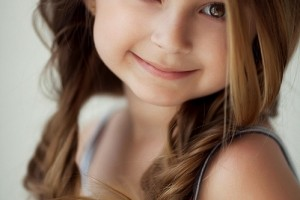 Hair Style , 6 Updos For Little Girls With Long Hair : kids hairstyles for girls with long hair