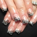 lace nail art , 10 Lace Nail Art Design In Nail Category