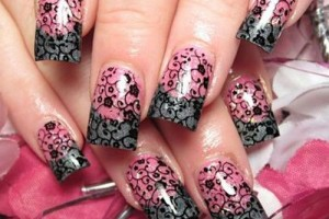 500x431px 6 Lace Nail Art Design Picture in Nail