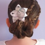 little girl updos , 6 Little Girl Updos Hairstyle In Hair Style Category