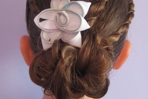 Hair Style , 6 Little Girl Updos Hairstyle : little girl updos