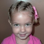 little girl updos easy , 6 Little Girl Updos Hairstyle In Hair Style Category