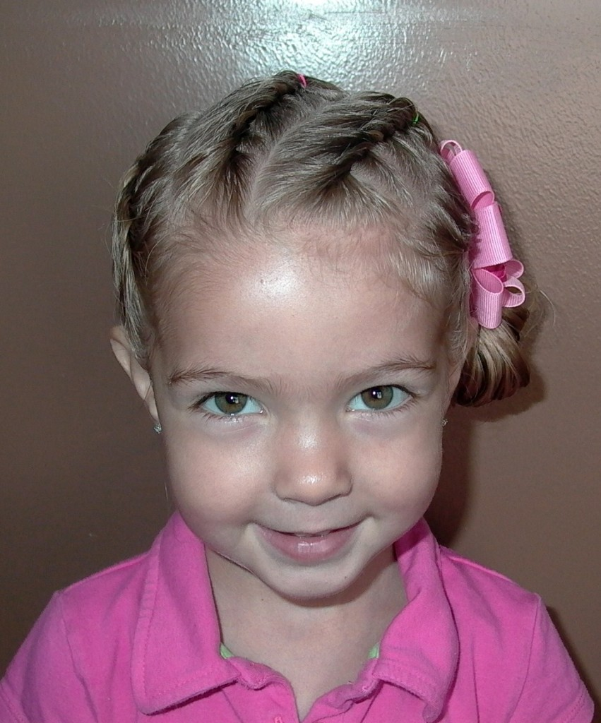 5 Little Girls Twist Hairstyles in Hair Style
