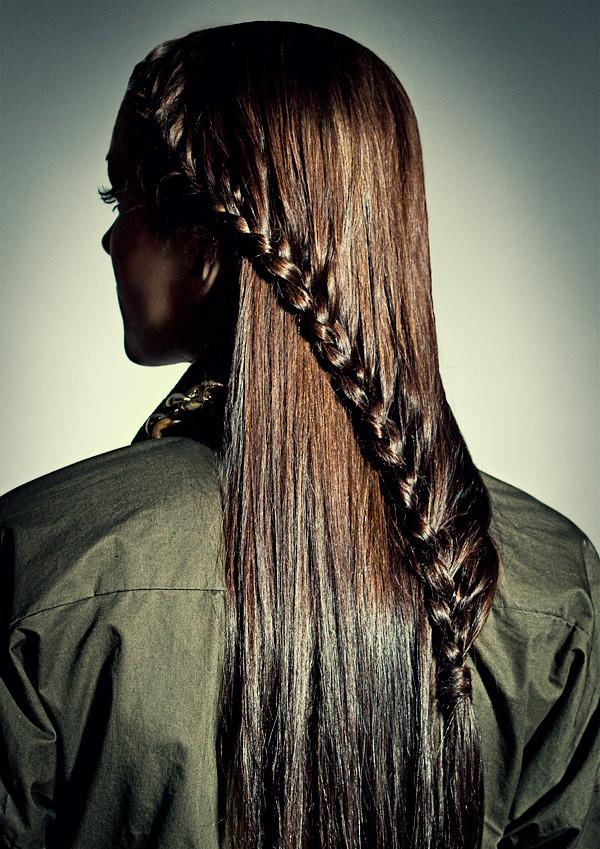 7 Braiding Styles For Long Hair in Hair Style
