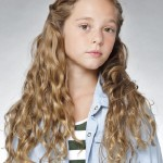 Long Curly Hairstyles For Kids Girls , 6 Updos For Little Girls With Long Hair In Hair Style Category