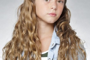 450x578px 6 Updos For Little Girls With Long Hair Picture in Hair Style