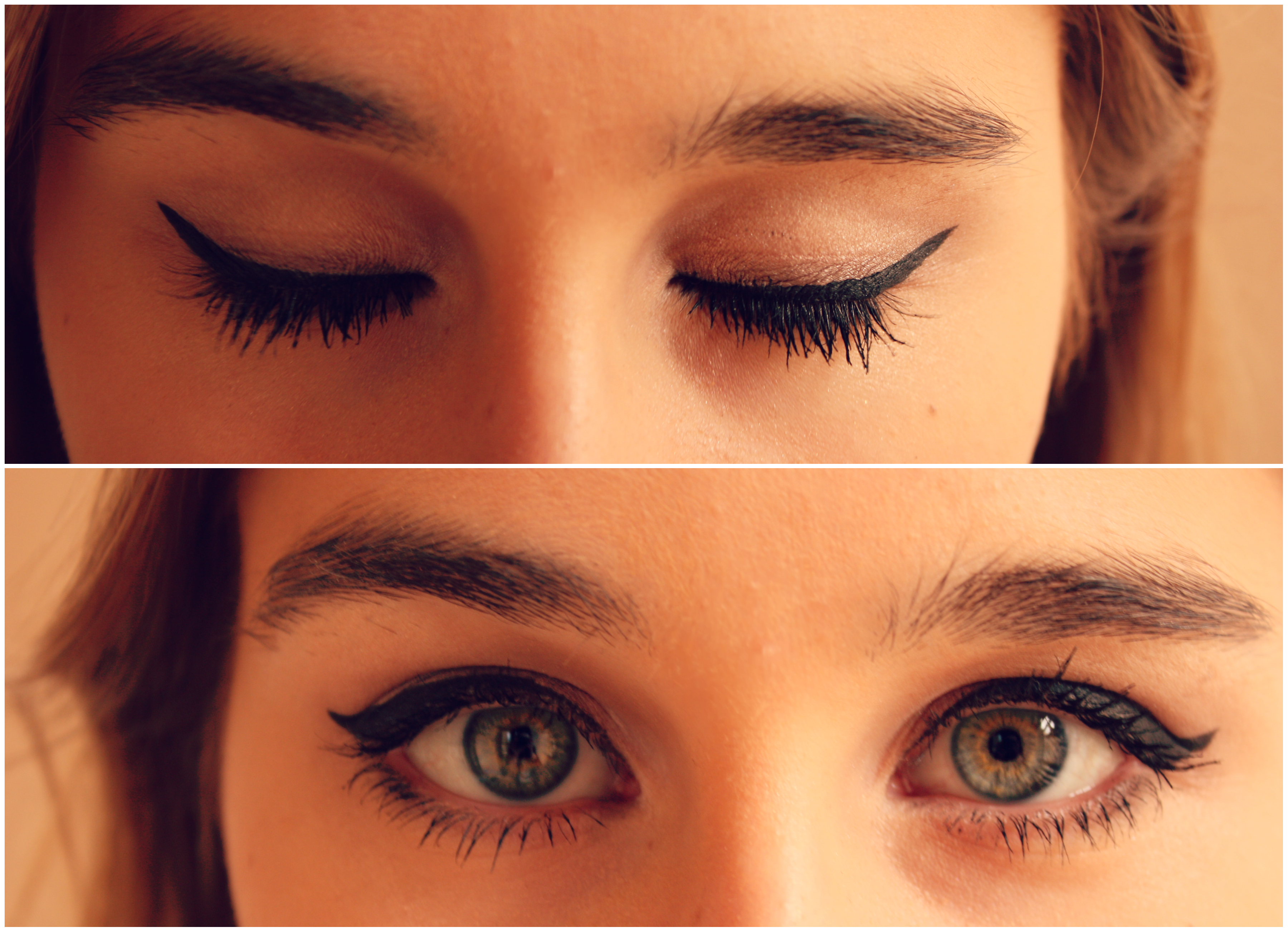 Make Almond Eyes More Round Use A Lighter Shade Woman