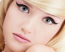 Make Up , 8 Makeup Tricks To Make Eyes Look Bigger :  makeup tricks to make eyes look bigger