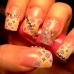 LV PRE DESIGNED NAIL TIPS HOTTTT - Nail Art Gallery , 6 Pre Designed Nail Tips In Nail Category
