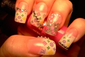 630x472px 6 Pre Designed Nail Tips Picture in Nail