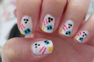 Nail , 6 Migi Nail Art Pen Designs : migi nail art ideas