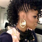 Mohawk Hairstyle For Black Women | COOL-HAIR.COM , 7 Black Girls Mohawk Hairstyles In Hair Style Category