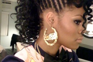 Hair Style , 7 Black Girls Mohawk Hairstyles : Mohawk Hairstyle For Black Women | COOL-HAIR.COM
