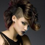 Girl Mohawk Hairstyles Trends And Ideas   Mohawk Hairstyle   Zimbio , 6 Black Girls Mohawk Hairstyles In Hair Style Category