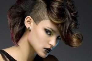 Hair Style , 6 Black Girls Mohawk Hairstyles : Girl Mohawk Hairstyles Trends and Ideas - Mohawk Hairstyle - Zimbio