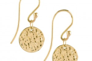 Jewelry , 6 Gold Drop Earrings : beautiful gold drop earrings