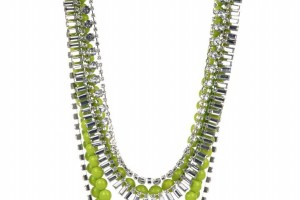 Jewelry , 6 Pearl And Crystal Necklace : Style Tryst : Multi Pearl and Crystal Necklace