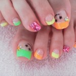 Cool Toe Nail Art Designs , 6 Nail Art Designs For Toes In Nail Category