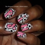 The Princess Of Polish: THINK PINK...Breast Cancer Awareness Nails , 5 Breast Cancer Nail Designs In Nail Category