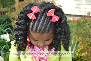 Hair Style , 6 Little Girls Twist Hairstyles : ... Styles for Little Girls: Cornrows & Twist Out - Flat Twists & Twist