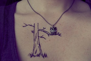 500x333px 6 Necklace Tattoos For Women Picture in tattoo