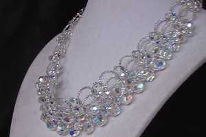 1000x947px 6 Crystal Necklace Picture in Jewelry