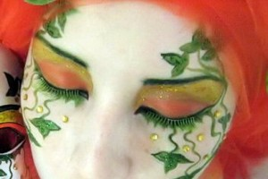 Make Up , 5 Green Fairy Eye Makeup : orange green fairy makeup