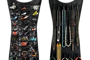 Jewelry , 6 Little Black Dress Jewelry Hanger : Little Black Dress Hanging Jewelry Organizer by Umbra® on Wanelo