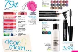 Make Up , 6 Avon Eye Makeup Remover Product : Avon Campaign 9 Brochure Page 160 | Avon Catalog 9 2013 | Hints for ...