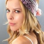 pink bandana hairstyle , 8 Cute Bandana Hairstyles In Hair Style Category