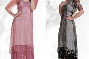 Fashion , 5 Vintage Style Dresses Plus Size : plus size vintage fashion dress