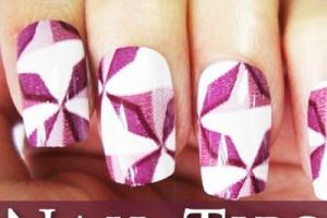 400x400px 8 Pre Designed Nail Tips Picture in Nail
