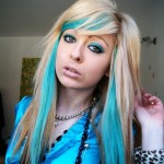pretty hair color 30 Groovy Emo Girl Hairstyles , 6 Emo Hairstyles For Girls With Brown Hair In Fashion Category