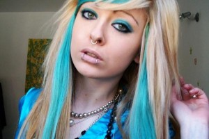 Fashion , 6 Emo Hairstyles For Girls With Brown Hair : pretty hair color 30 Groovy Emo Girl Hairstyles