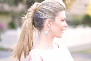 640x487px 6 Cute And Easy Ponytail Hairstyles Picture in Hair Style