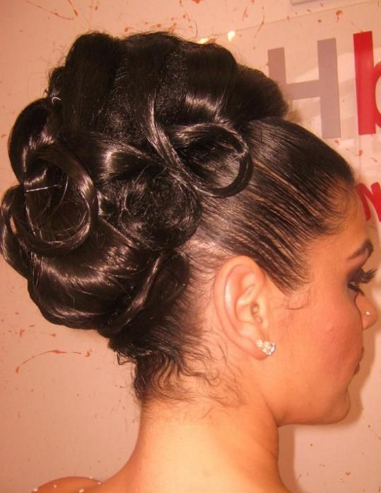Excellent Homecoming Hairstyles For Tattoo Pictures To Pin On Pinterest 6 Short Hairstyles For Black Women Fulllsitofus