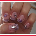 Purple Nail Designs Prom , 6 Purple Prom Nail Designs In Nail Category