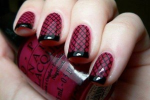 640x480px 6 Red Prom Nail Designs Picture in Nail