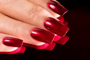 Nail , 6 Red Nail Polish Ideas : red nail polish for winter
