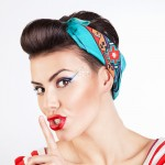 These vintage hairstyles are always in style so check out these ... , 7  Bandana Hairstyles In Hair Style Category
