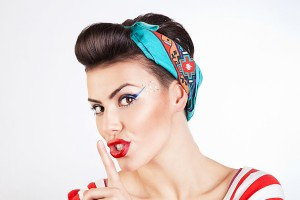 Hair Style , 7  Bandana Hairstyles : These vintage hairstyles are always in style so check out these ...