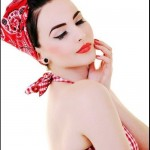 are all awesome rockabilly chicks who have the bandana hairstyles ... , 6 Bandana Hairstyles In Hair Style Category