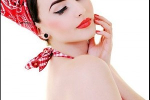 Hair Style , 7  Bandana Hairstyles : are all awesome rockabilly chicks who have the bandana hairstyles ...